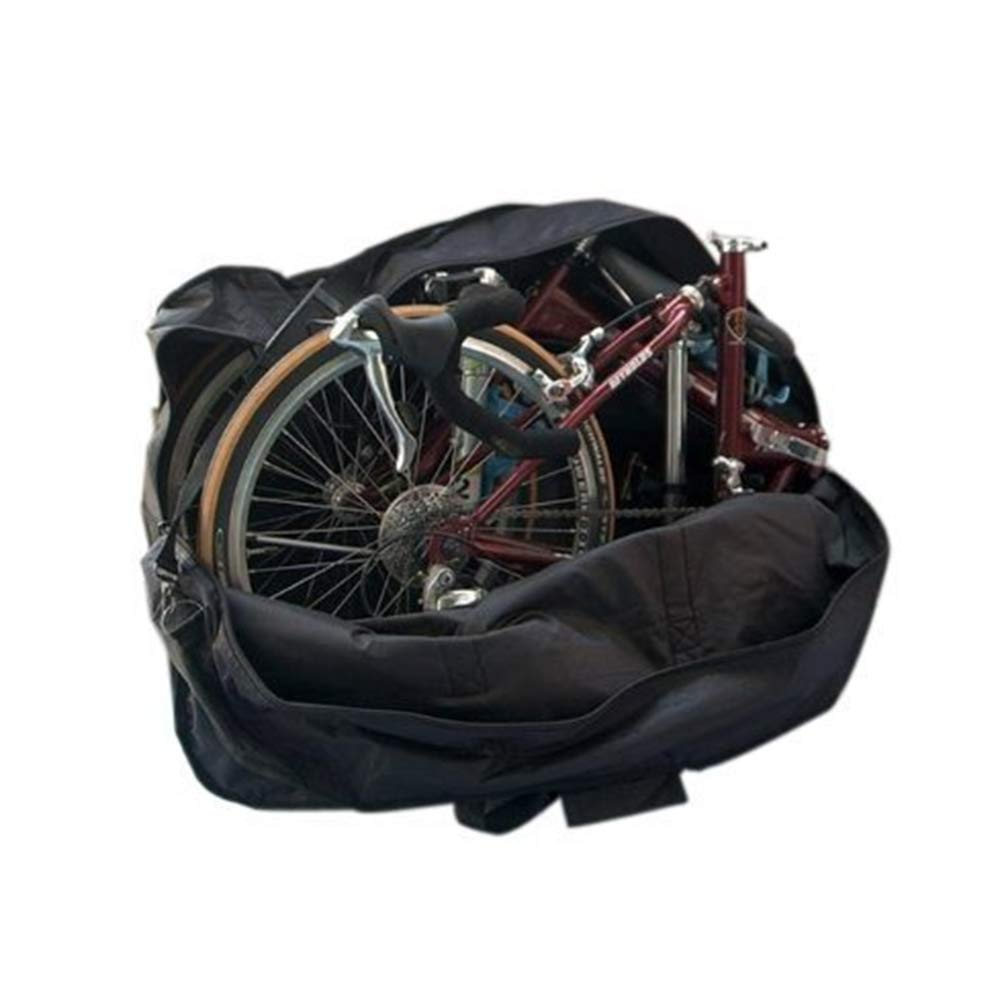 StillCool Bolsa Transporte Bicicleta Plegable para el envío de Viajes aéreos (14-Inch to 20-Inch)