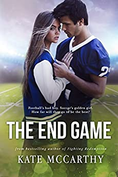 The End Game by [McCarthy, Kate]