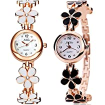 Addic Best Selling Combo of Two Hot Women's Watches (Super S