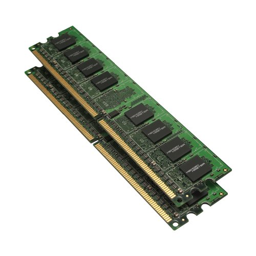 (Memory Master 2 GB (2 x 1 GB) DDR2 667MHz PC2-5300 Notebook SODIMM Memory Modules (MMN2048KD2-667))