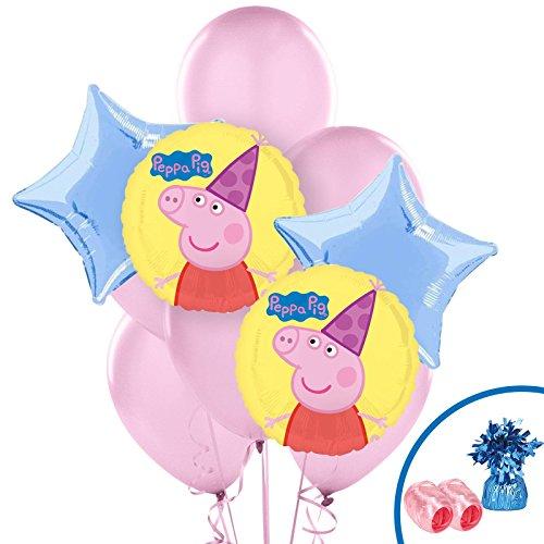 BirthdayExpress Peppa Pig Party Supplies Balloon