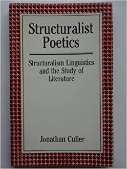 structuralism in literature pdf