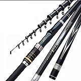 High Carbon Fishing Rod 3.5-6.2m Super Fishing Tool