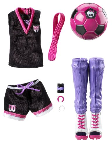 Monster High School Spirit Scream Uniforms Clawdeen