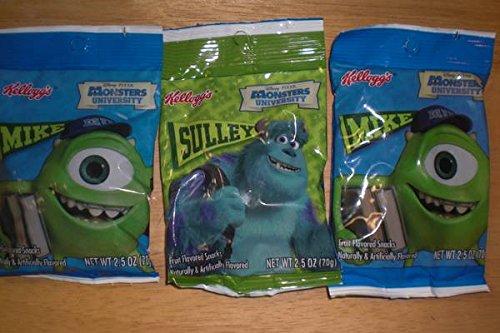 038000296680 - KELLOGGS 29668 Fruity Snacks, Strawberry, 2.5oz Bag, 48/Box carousel main 3