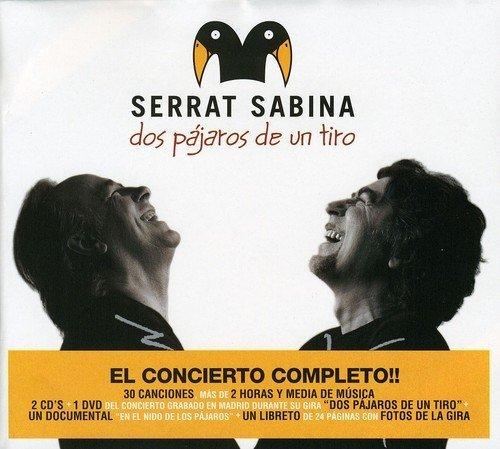 Dos Pajaros De Un Tiro by Serrat & Sabina : Serrat & Sabina: Amazon.es: Música