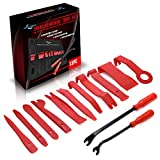 Kyпить MICTUNING 13 Pcs Auto Trim Removal Tool Set with Fastener Removers Strong Nylon Door Panel Tool Kit на Amazon.com