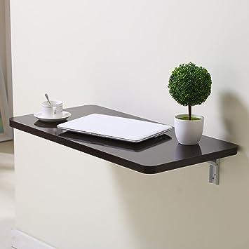 Falten Esstisch Wandtisch Wandmontiert Drop-Blatt Tisch Küche Tisch ...