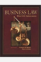 Business Law with UCC Applications Student Edition Hardcover