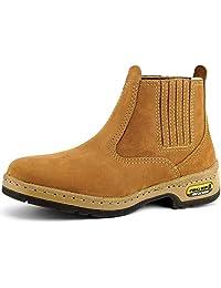 Botina Touroboots Masculina Amarela