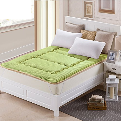 DHWJ Student dormitory mattresses,Bedroom single mattress,Up and down mattress mat-A 120x200cm(47x79inch) by DHWJ