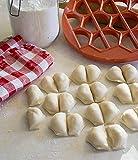 how to use metal mold ukrainian vareniki russian meat pelmeni