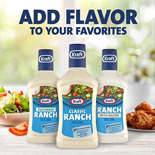 Kraft Classic Ranch Salad Dressing (16 fl oz Bottle)