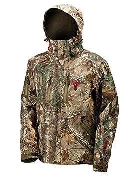 Desierto Caza Alpha chaqueta (Realtree Xtra Camo/Tamaño Mediano): Amazon.es: Deportes y aire libre