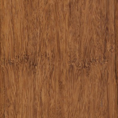 """Tropical 3-7/8"""" Solid Strand Woven Bamboo Flooring in Harvest"""