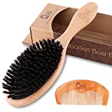 Best Boar Bristle Hair Brushes - BLACK EGG Boar Bristle Hair Brush with Wooden Review