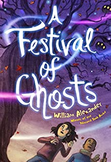 Book Cover: A Festival of Ghosts