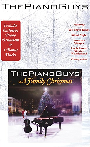 : A Family Christmas (Box with Baby Grand Piano)