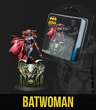 Knight Models Juego de Mesa - Miniaturas Resina DC Comics Superheroe - Batman- Batwoman: Amazon.es: Juguetes y juegos