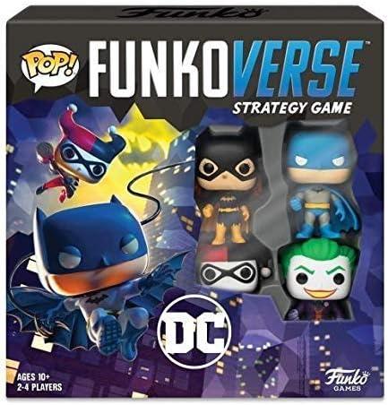 Funko- Black mag Funkoverse Extension (2 Unidades) English Board ...