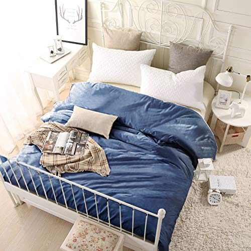 100/% Cotton Removable Duvet Covers Weighted Blankets Inner Layer 60/'/' X 80/'