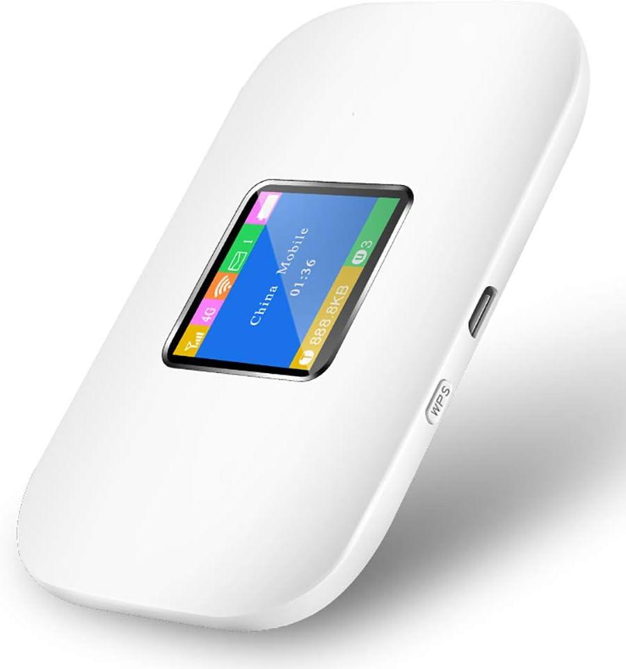 4G WiFi Router Wireless Portable Pocket