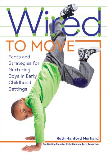 Wired to Move!: Facts and Strategies for Nurturing Boys in Early Childhood Settings