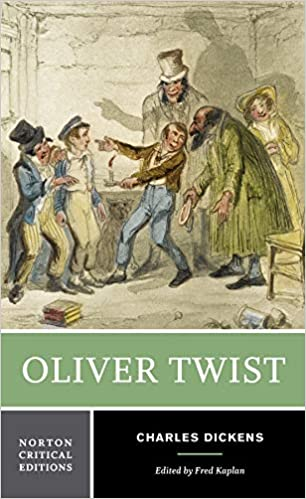 oliver twist facts