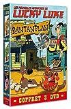 Les Nouvelles aventures de Lucky Luke et celles de Rantanplan - Coffret 3 DVD