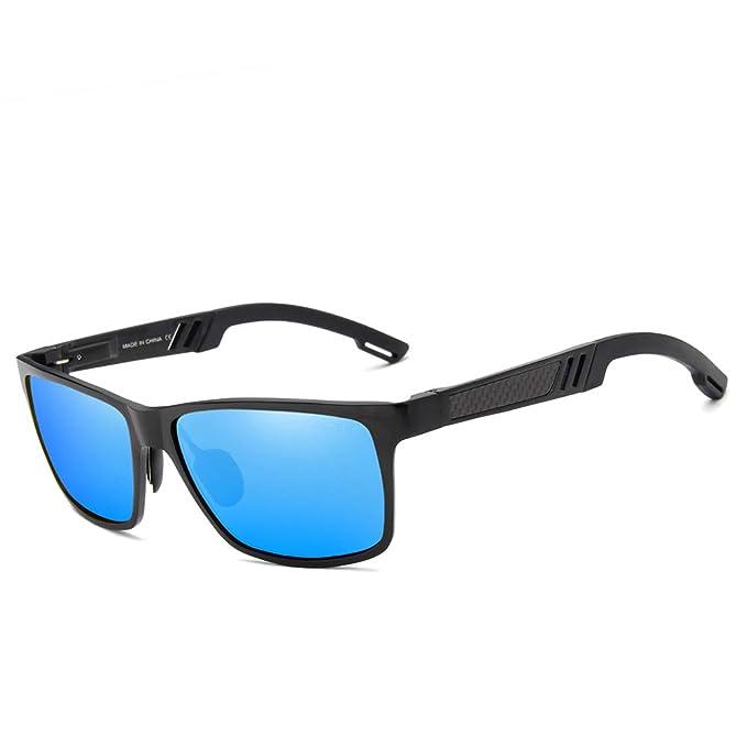 Amazon.com: KINGSEVEN - Gafas de sol polarizadas para hombre ...