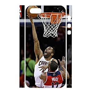 Charm Personalized Sports Series Basketball Player Photo Skin for Iphone 5 5s Case