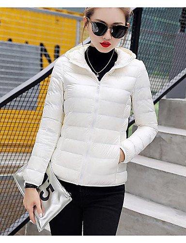 Manches Femme S Night Yameijia Motif Un Coton Active Autre Longues Simple Polypropylène Manteau Acrylique Rayé 6qxq75wR