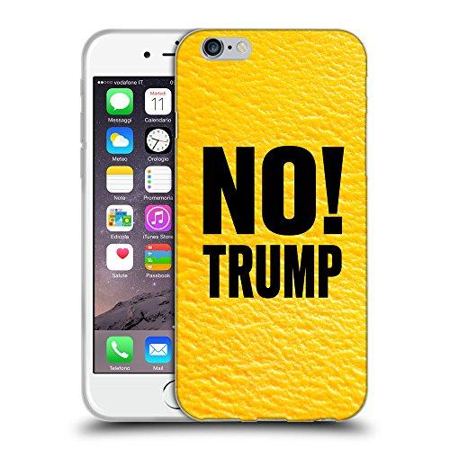 """Super Galaxy Coque de Protection TPU Silicone Case pour // Q04100540 Pas de mangue trump // Apple iPhone 6 4.7"""""""