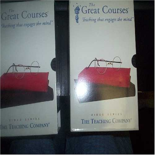 Change and Motion: Calculus Made Clear (6 Video Tapes: Part I & II The Great Courses) (Video Series The Teaching Company, Teaching that Engages the - Tape Teaching