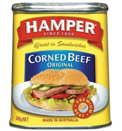 Hamper Corn Beef 340g - Heinz Beef