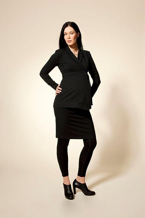 XL Boob Maternity Work Jacket