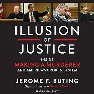 Illusion of Justice Audiobook