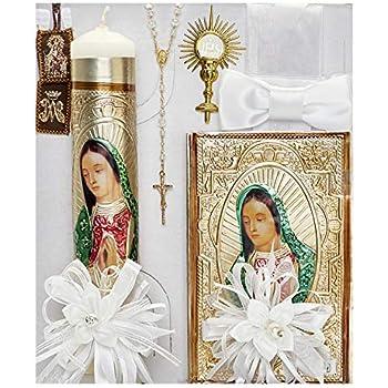Cocochildren.com Mx-181C Granada First Communion Candle Set