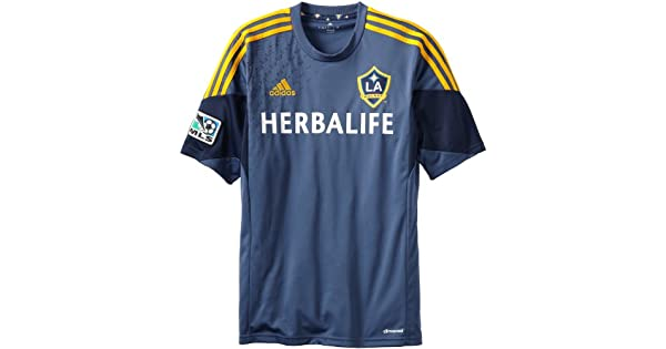 Amazon.com: MLS los angeles Galaxy réplica de la playera de ...