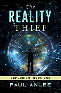 The Reality Thief by Paul Anlee ebook deal