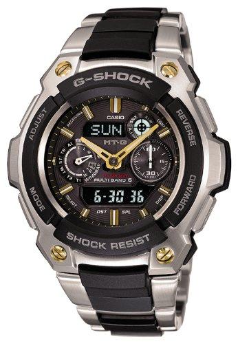 - CASIO g-shock MT-G tough solar radio MULTIBAND 6 MTG-1500-9AJF mens watch