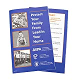 Booklet and Disclosure Forms for Lead Paint Regulations (Booklet, 100pack)
