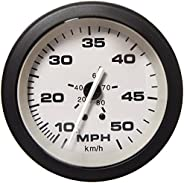 Sierra International 61547P Driftwood 10 to 50 Mph Dial Range Scratch Resistant Speedometer Kit, 3&