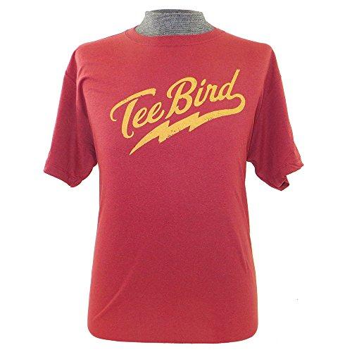 Innova Disc Golf Teebird Venture Series Short Sleeve Disc Golf T-Shirt - Red - (Ventura Series)