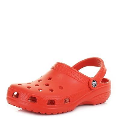 Womens Crocs Classic Tomato Clogs Sandals SIZE  Amazon.co.uk  Shoes   Bags e130b87910