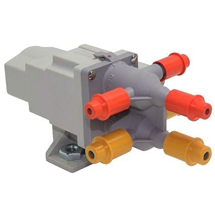 amazon com 6 port fuel tank selector valve for ford super duty f250 rh amazon com Diesel Fuel Tank Selector Valve Pollak Fuel Tank Selector Valve