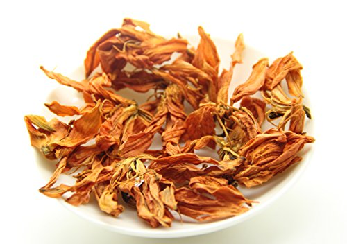 - Lida - Dried Lily Flower Tea Dried Herbal Tea Chinese Tea - 100g/3.5oz