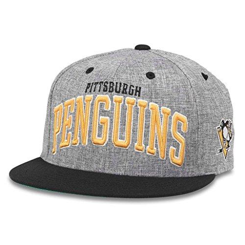 f8caed23cc382 American Needle Stanton NHL Team Flat Brim Snapback Hat
