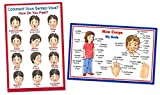 French Language School Poster - Set of 2: Words