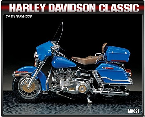 harley davidson model kits - 5